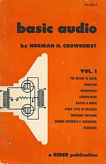 Crowhurst - Basic Audio vol 1 1959