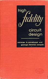 Crowhurst Cooper - High Fidelity Circuit Design 1956