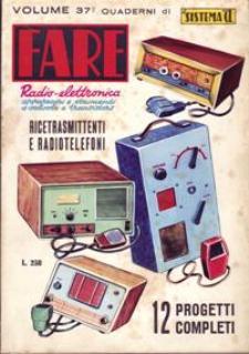 Rivista Fare Radio Elettronica