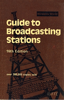 Guide to Broadcasting Stations
