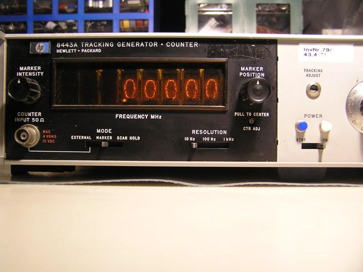 HP8443A