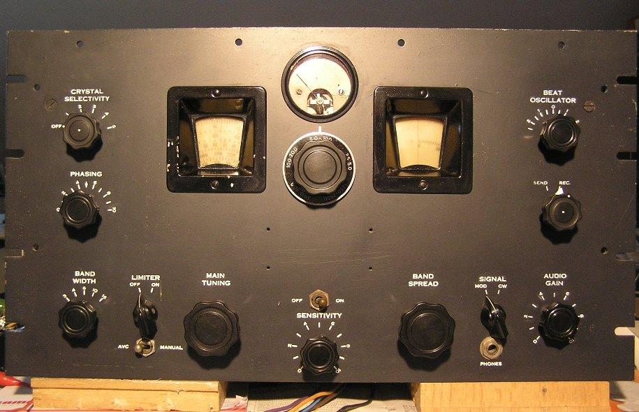 Hammarlund Super-pro BC-779-A