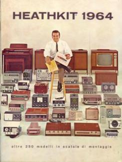 Catalogo Heathkit 1964