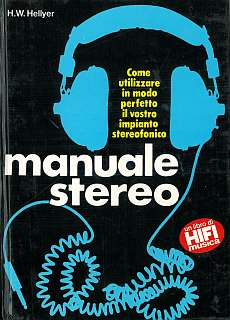 Hellyer - Manuale stereo