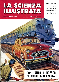 Rivista La Scienza Illustrata