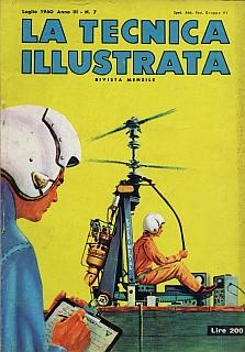 rivista La tecnica illustrata