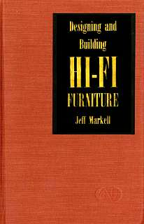 Markell - Designing and Building Hi-Fi Furniture 1959