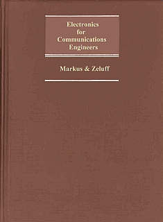 Markus & Zeluff - Electronics for Communication Engineers 1952