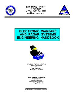 Navy Electronic Warfare and Radar Hbk