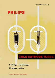 Philips - Cold Cathode Tubes 1957