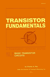 Pike - Transisotr Fundamentals 1968 volume 2