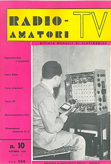 rivista radio TV amatori