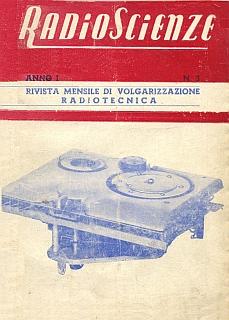 Rivista RadioScienze