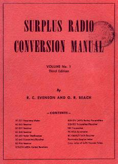 Surplus radio conversion manual
