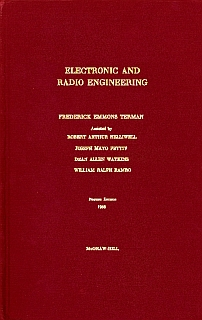 Terman - Electronic and Radio Engineering 1955