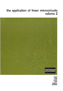 The application of linear microcircuits SGS vol 2