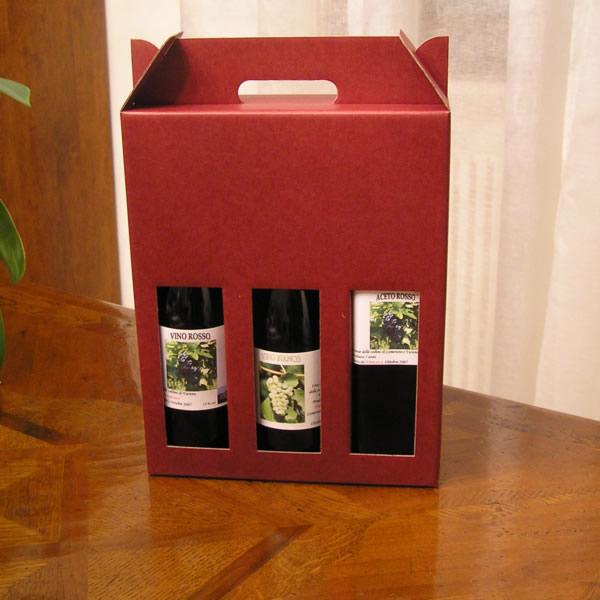 confezione vino