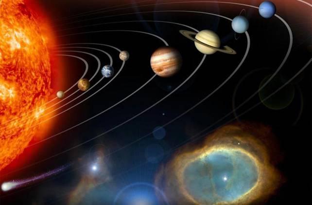 moto pianeti