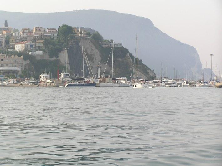 Il porto di Numana